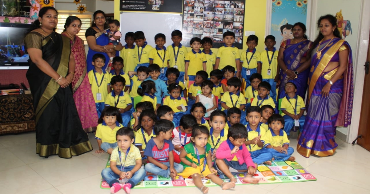 Gurkul Mont Internation Preschool Team