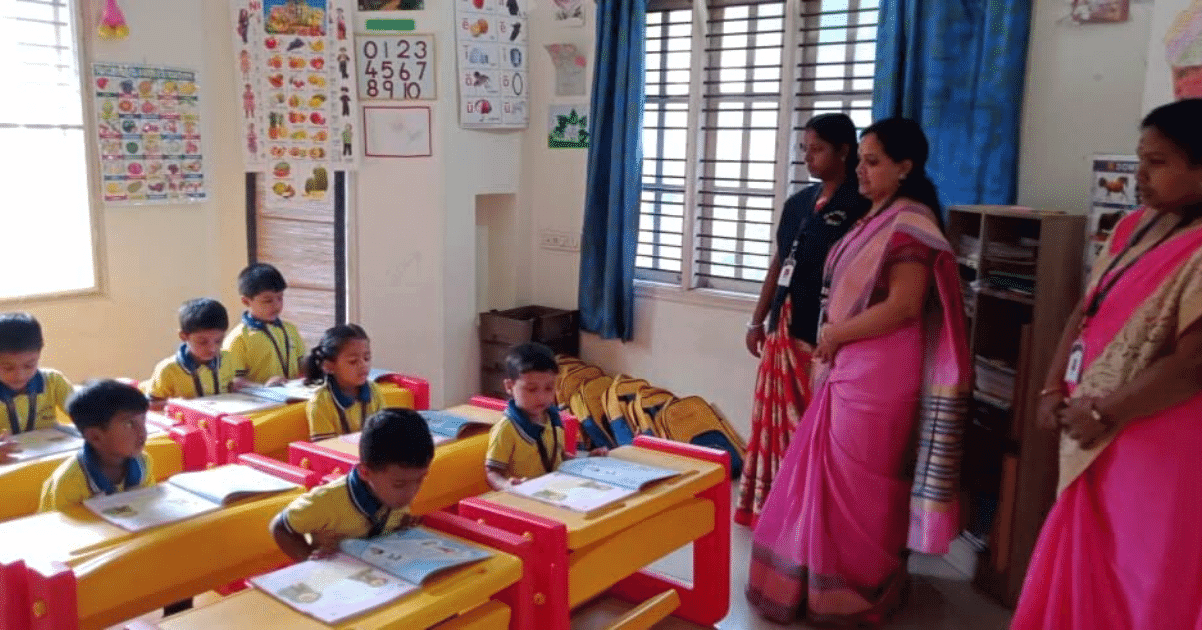 Gurukul Mont Best Montessori and Playschool Classroom