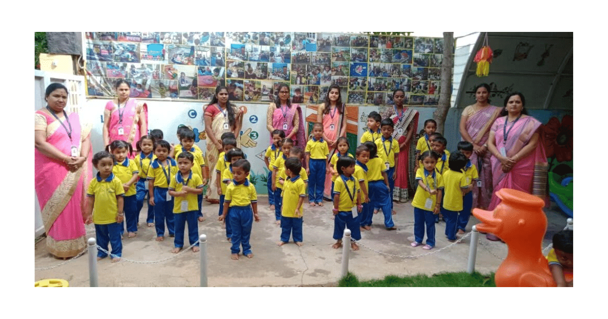 Gurukul Mont Best Montessori and Playschool School