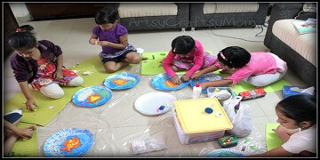 Gurukul Mont - Art and Craft